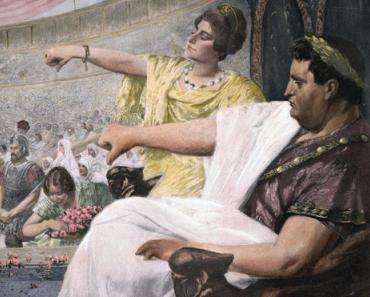 Ancient roman insults